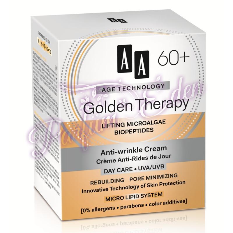 AA Age Technology nappali ránctalanító krém 60+ 50 ml