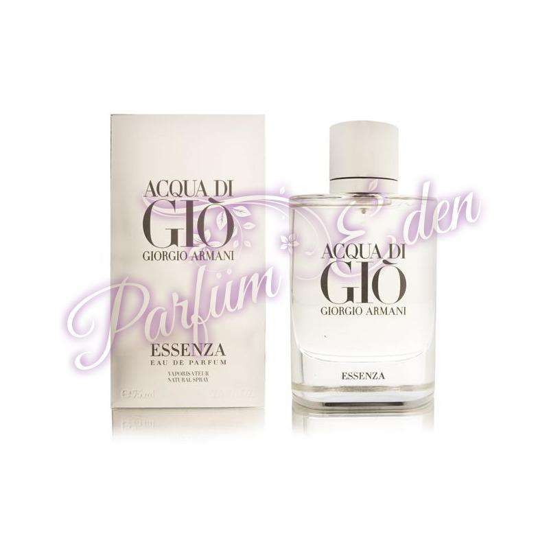 Armani Acqua Di Gio Essenza Parfum Ferfiaknak 180 Ml