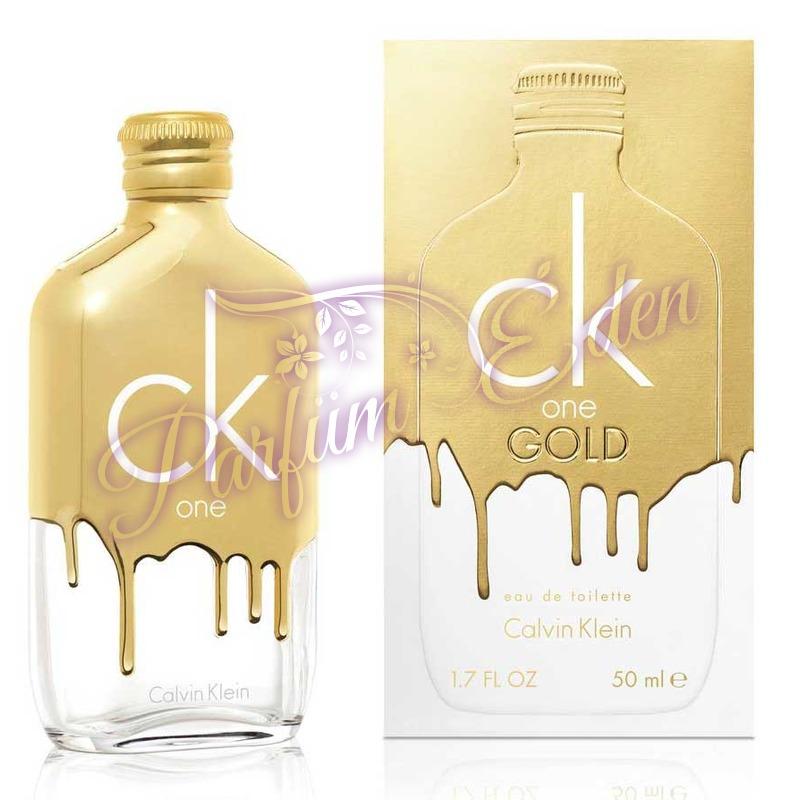 bbb3015da0 Calvin Klein CK One Gold Parfüm férfiaknak és nőknek 50 ml