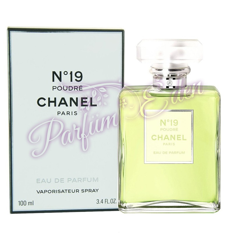Chanel N°19 Poudré Parfüm nőknek 100 ml b704fe762f1d
