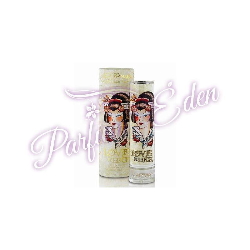 Ed Hardy Love Luck Eau De Parfum 100ml Edp Spray: Ed Hardy Love & Luck Parfüm Nőknek 100 Ml