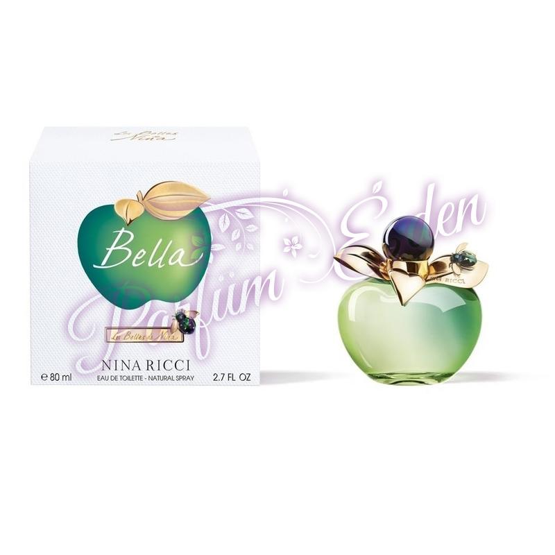 Nina Ricci Bella Parfüm nőknek 80 ml 7c9a09314f