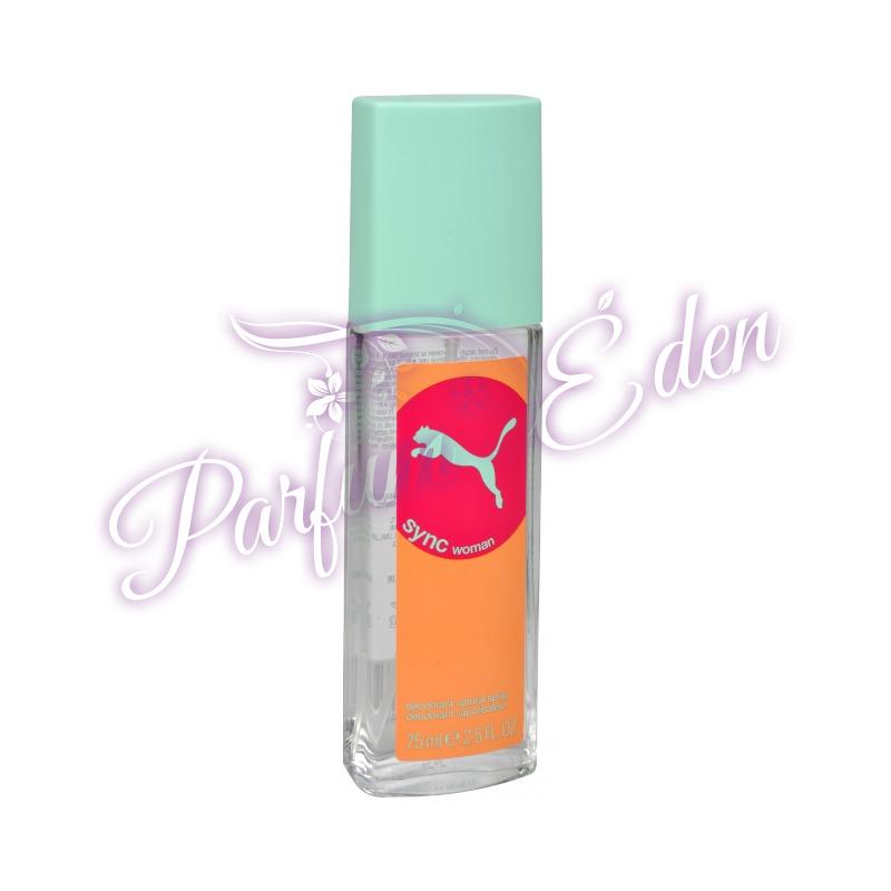 Puma Sync Woman Eau De Toilette 60 ml női Parfümök Parfüm