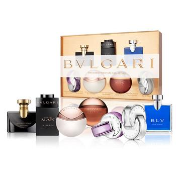 Bvlgari The Iconic Miniature Collection