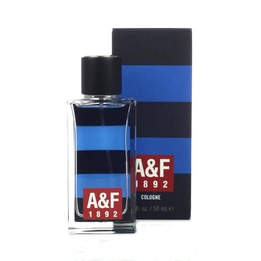 Abercrombie & Fitch A&F 1892 Cobalt