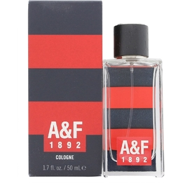 Abercrombie & Fitch A&F 1892 Red