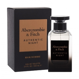 Abercrombie & Fitch Authentic Night