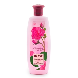 Bio Fresh Rose Of Bulgaria arclemosó tej
