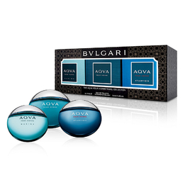 Bvlgari The Aqva Pour Homme Travel Collection