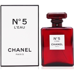 Chanel N°5 L'Eau Red Edition