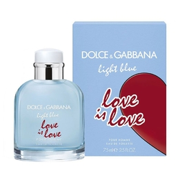 Dolce & Gabbana Light Blue Love is Love