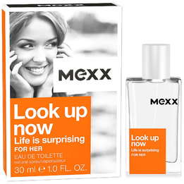 Mexx Look Up Now Life Is Surprising For Her